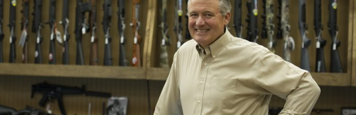 Rick Allen Endorsed by the NRA